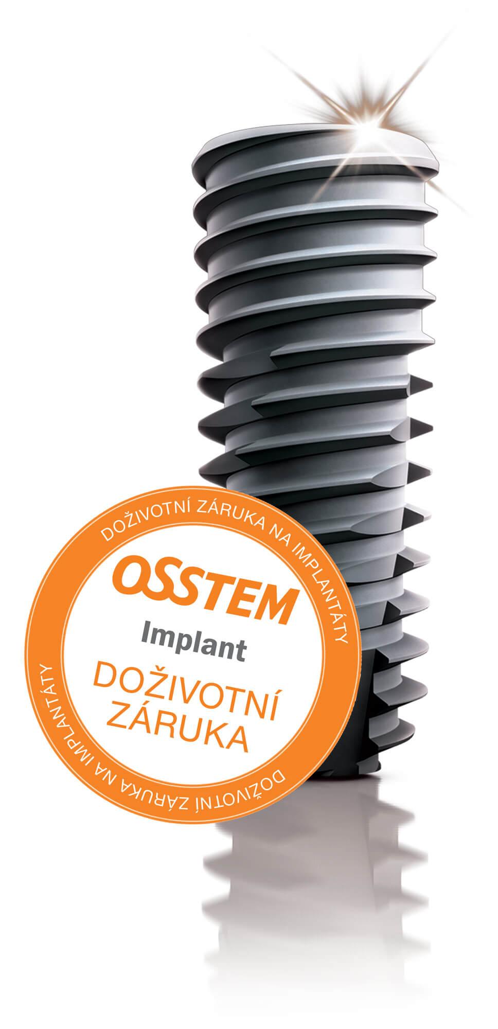Implantát Osstem